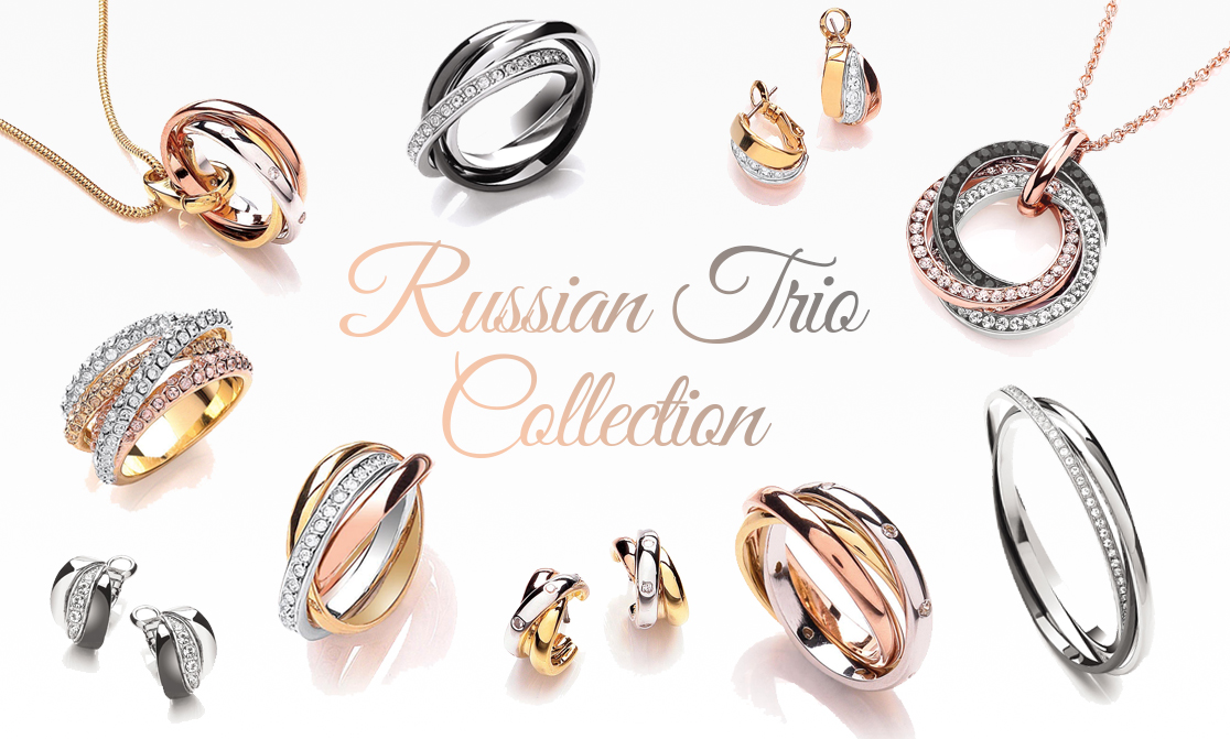 The Romantic History of the Russian Trio Collection Buckley London