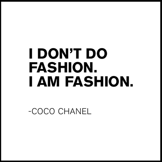 Our Favourite Fashion Quotes Buckley London Blog