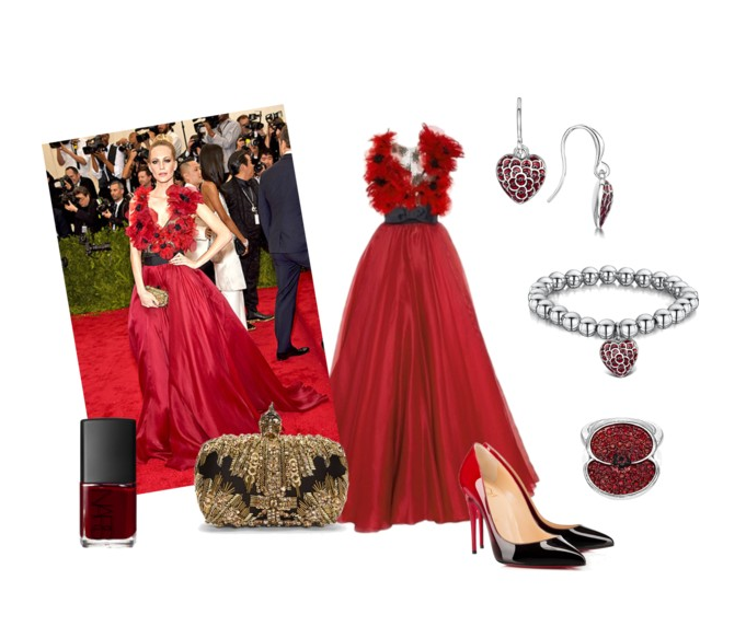 Celebrity Trend : Poppy Fashion