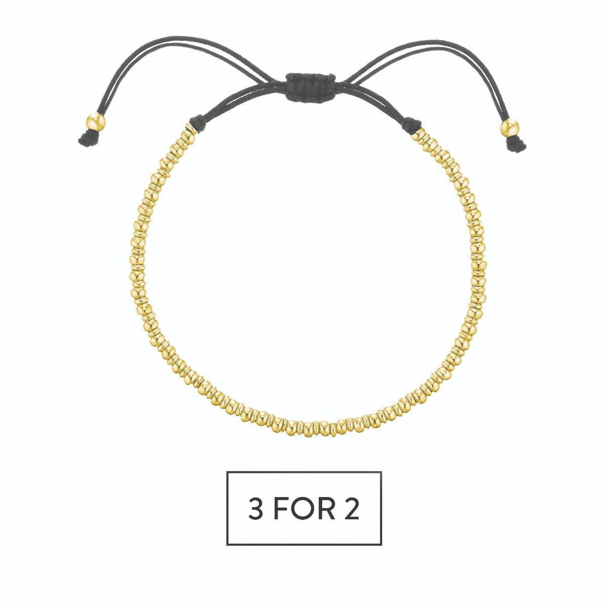 Buckley London Logan Gold Bracelet