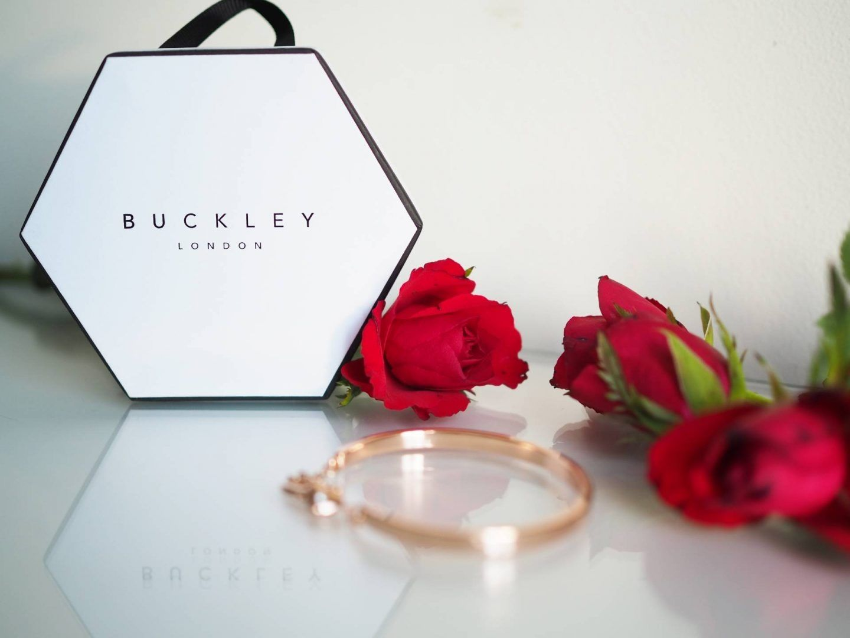 Heart Bangle - Silver Hexagonal Box Packaging
