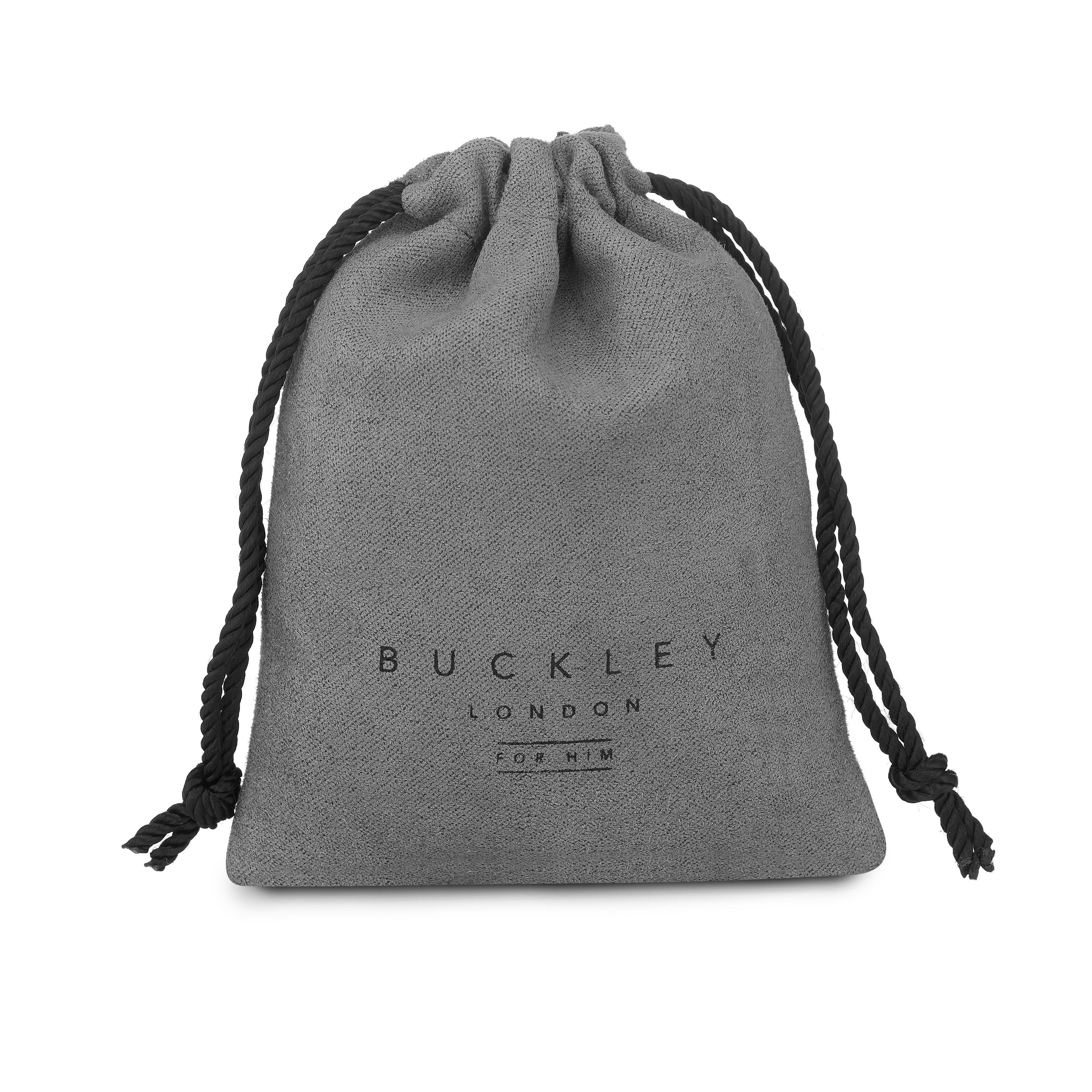Buckley London For Him Logan Beaded Bracelet - Gift Pouch