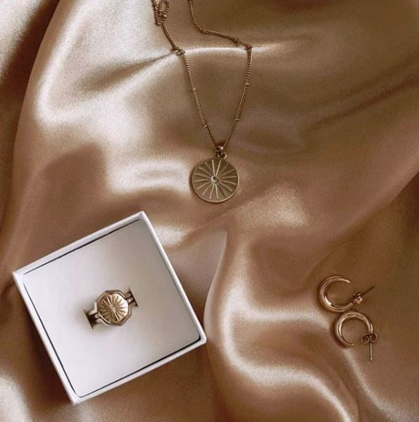 Buckley London Bailey Rae Pendant and Ring