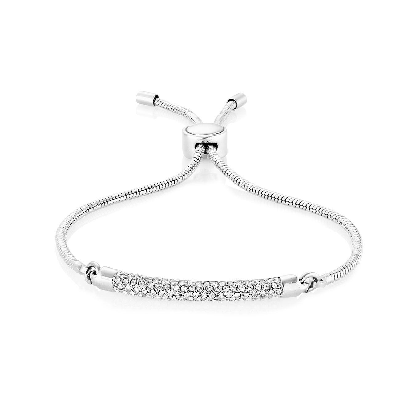 Buckley London Hampton Bracelet - Silver