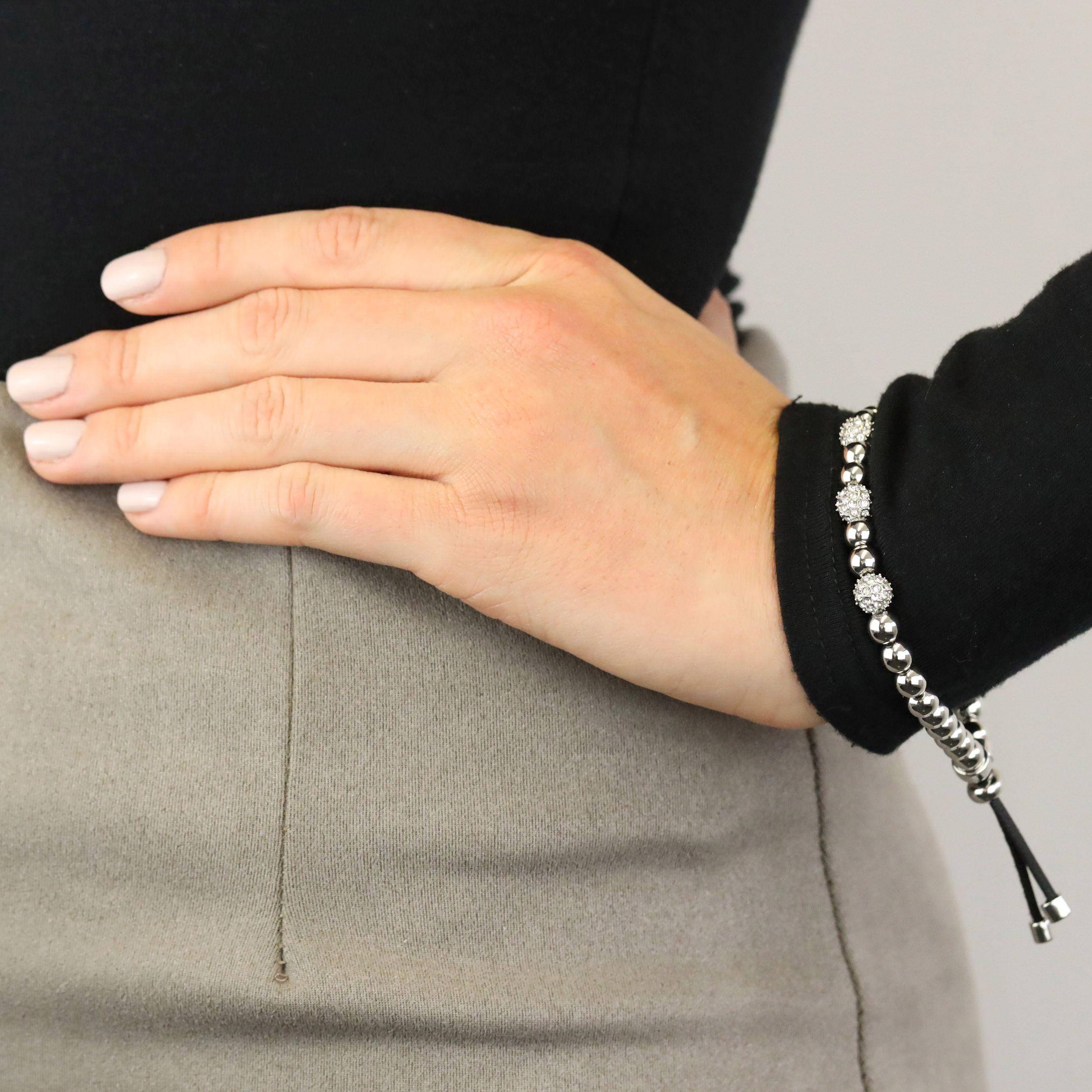 Buckley London Pimlico Bracelets - Silver