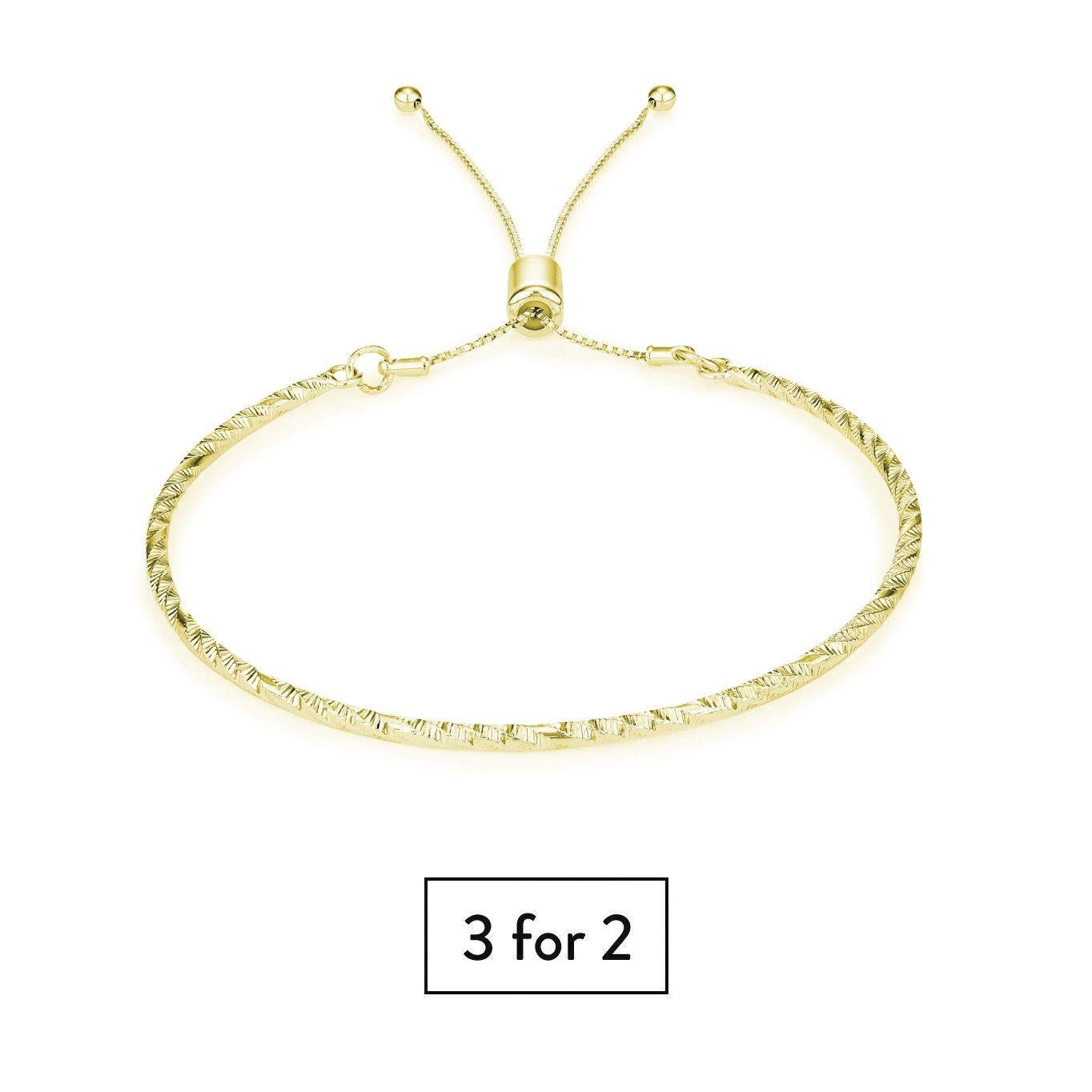 Buckley London Ridley Bracelet - Gold