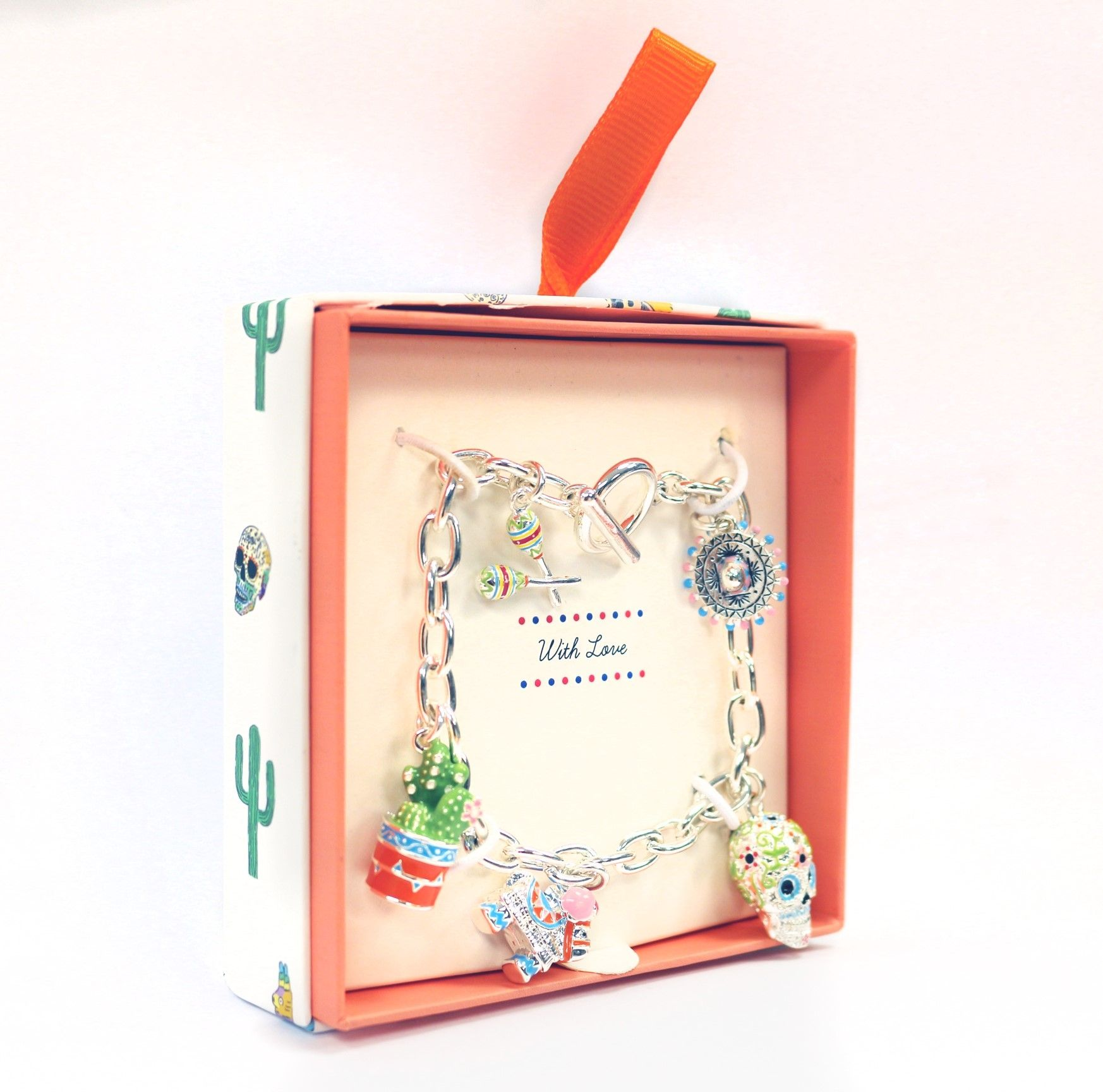 Buckley London Mexican Charm Bracelet Box