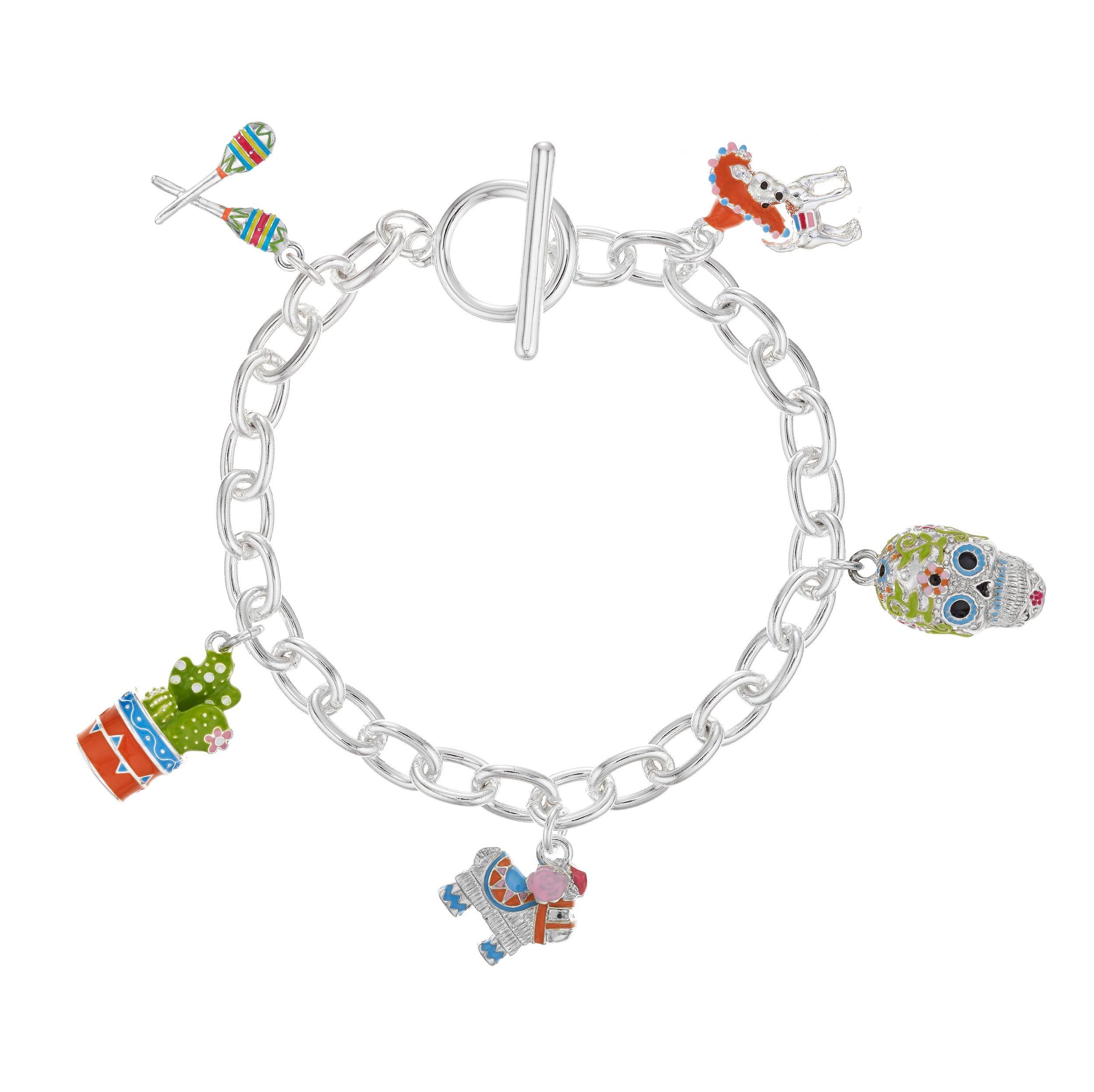 Buckley London Mexican Charm Bracelet