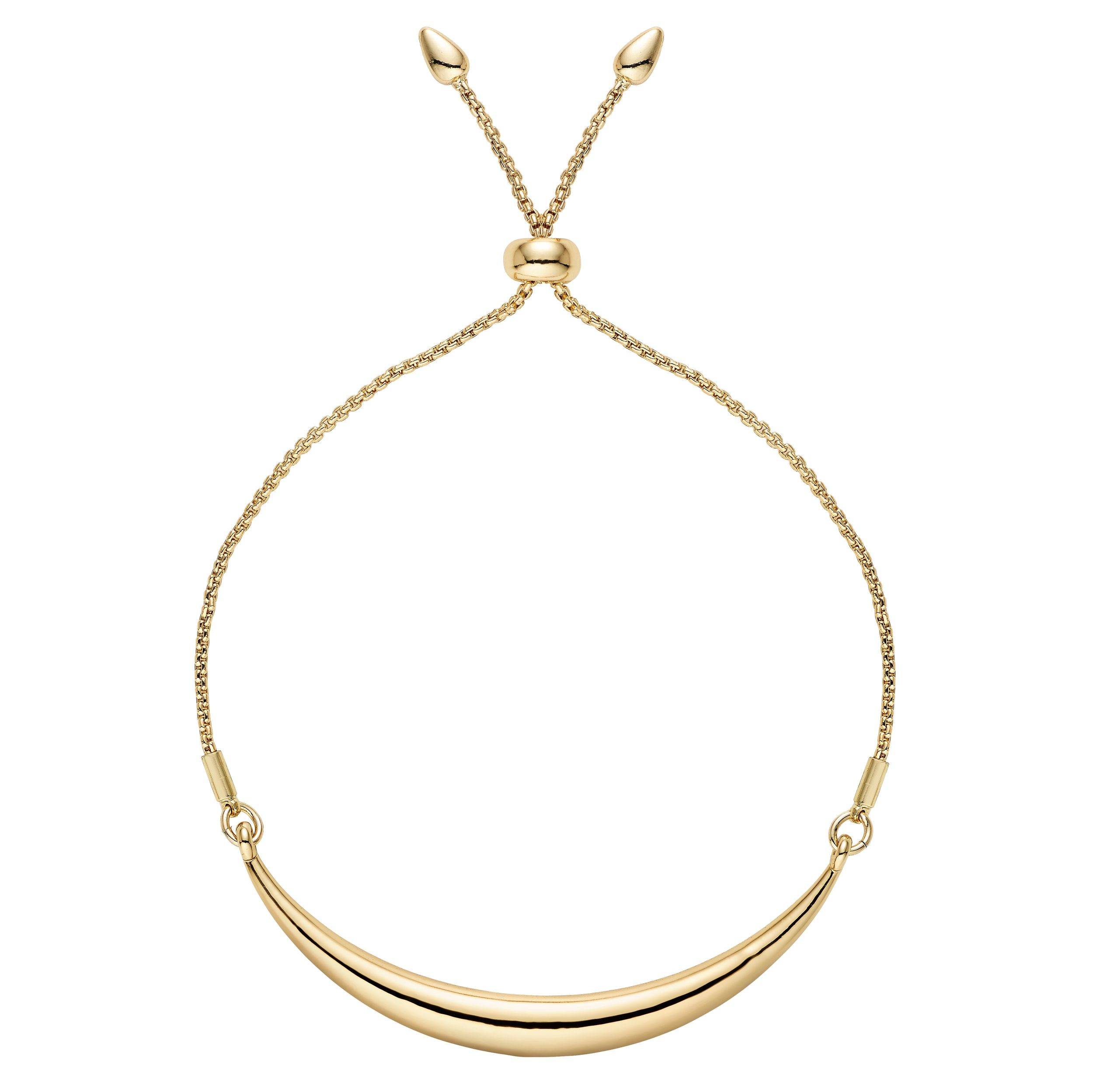 Buckley London Goluding Friendship Bracelet Gold