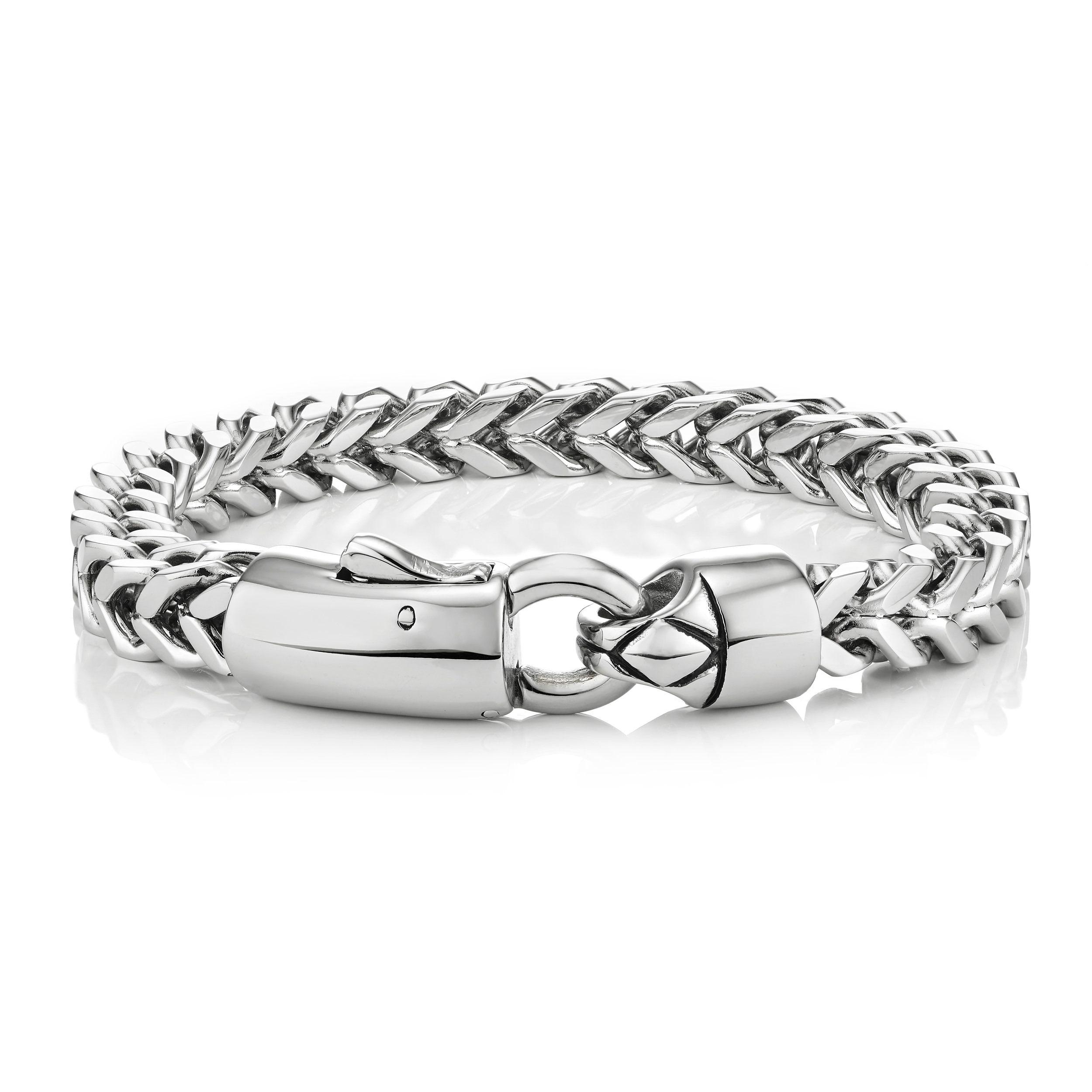 Buckley London For Him Harley Chunky Chain Bracelet