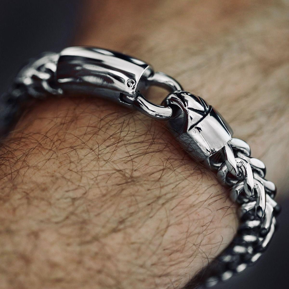 Buckley London Chunky Men's Bracelet
