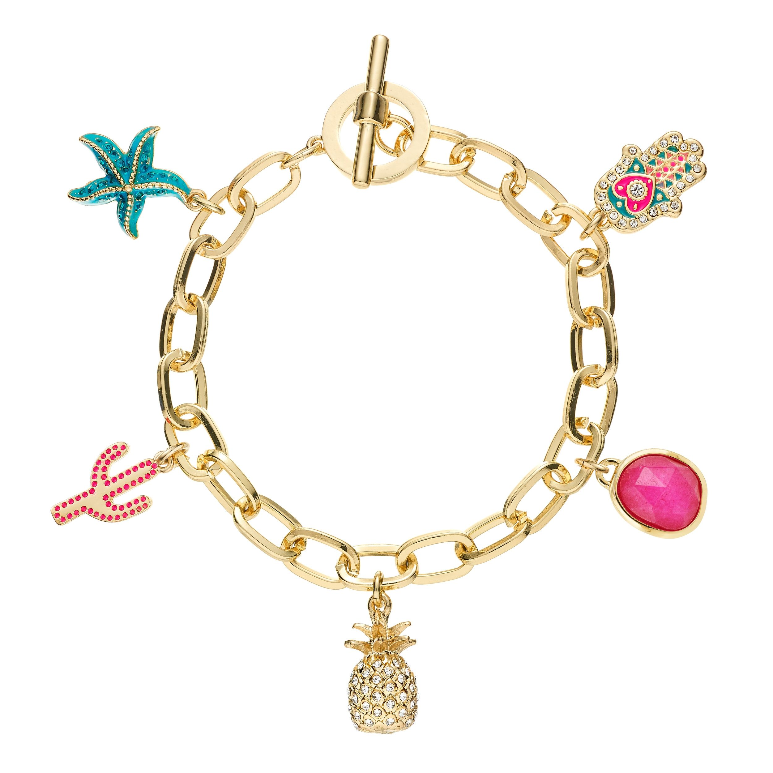 Buckley London Paradise Charm Bracelet