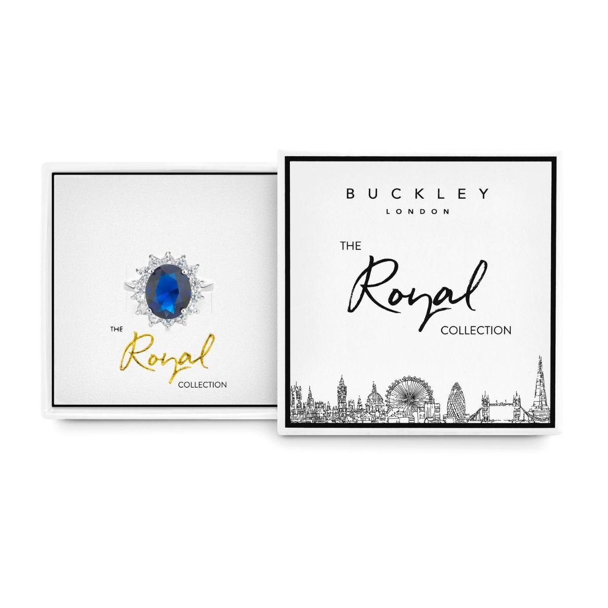 Buckley London Catherine Royal Ring