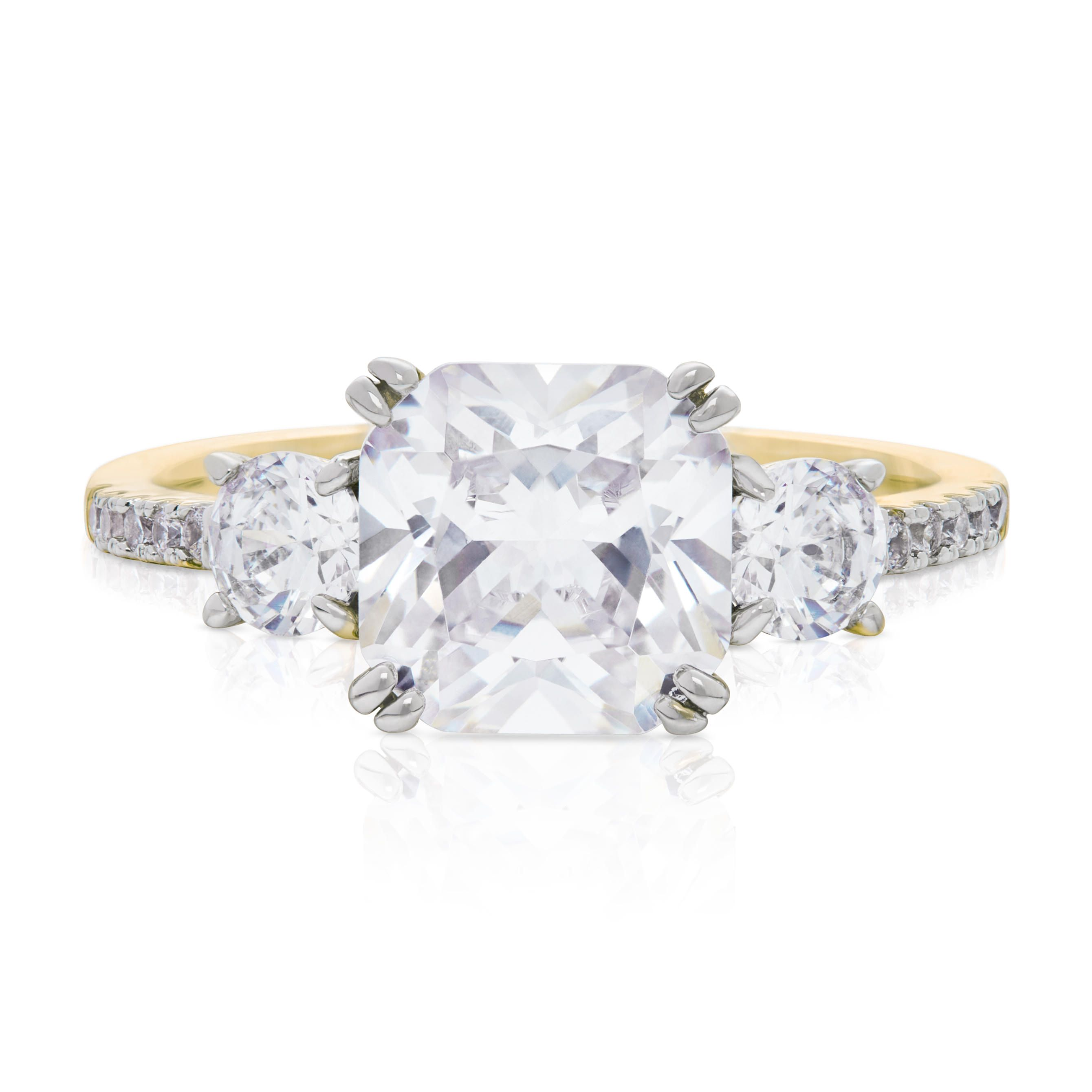 Buckley London Meghan Pavé Sparkle Ring
