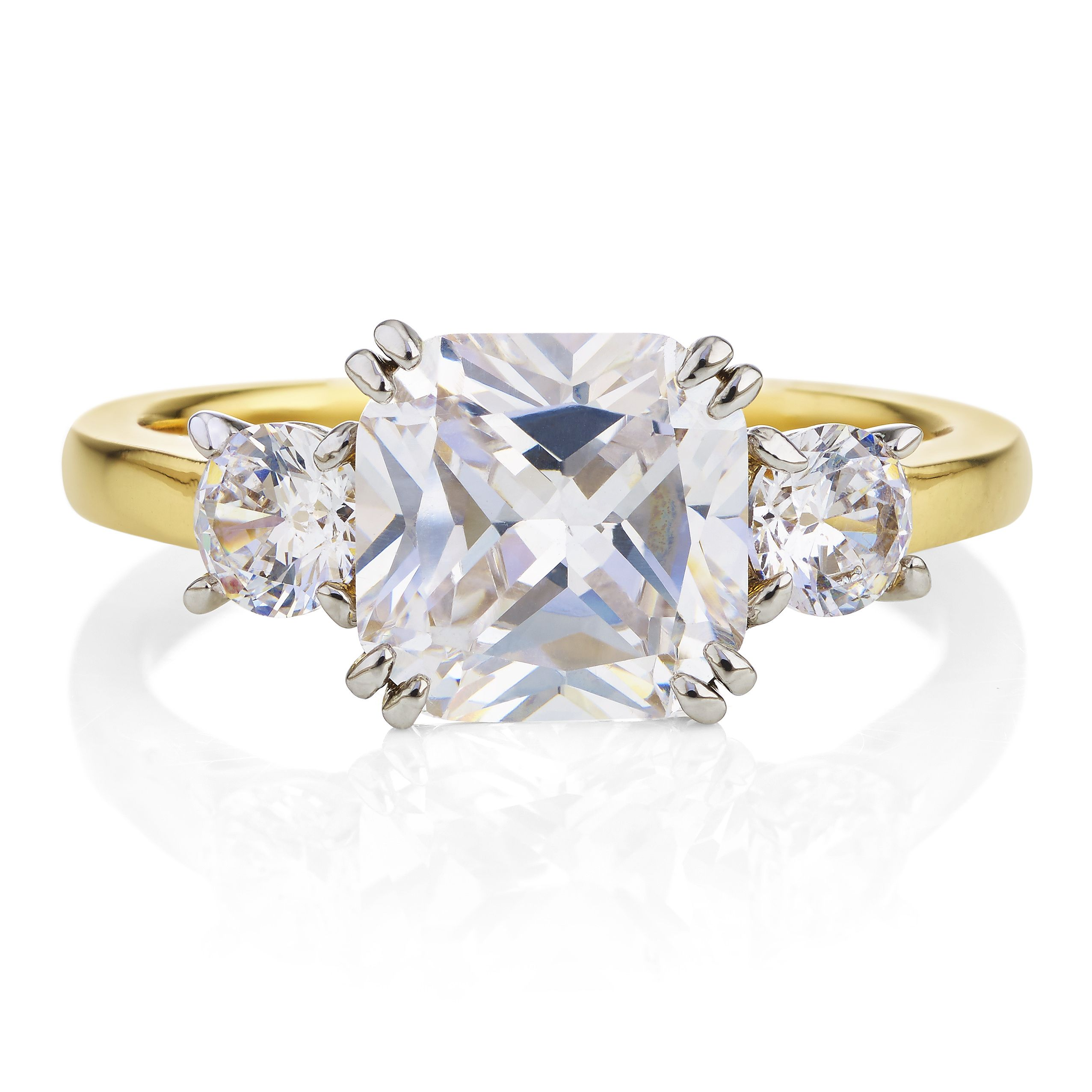 Buckley London Meghan Sparkle Ring - Small