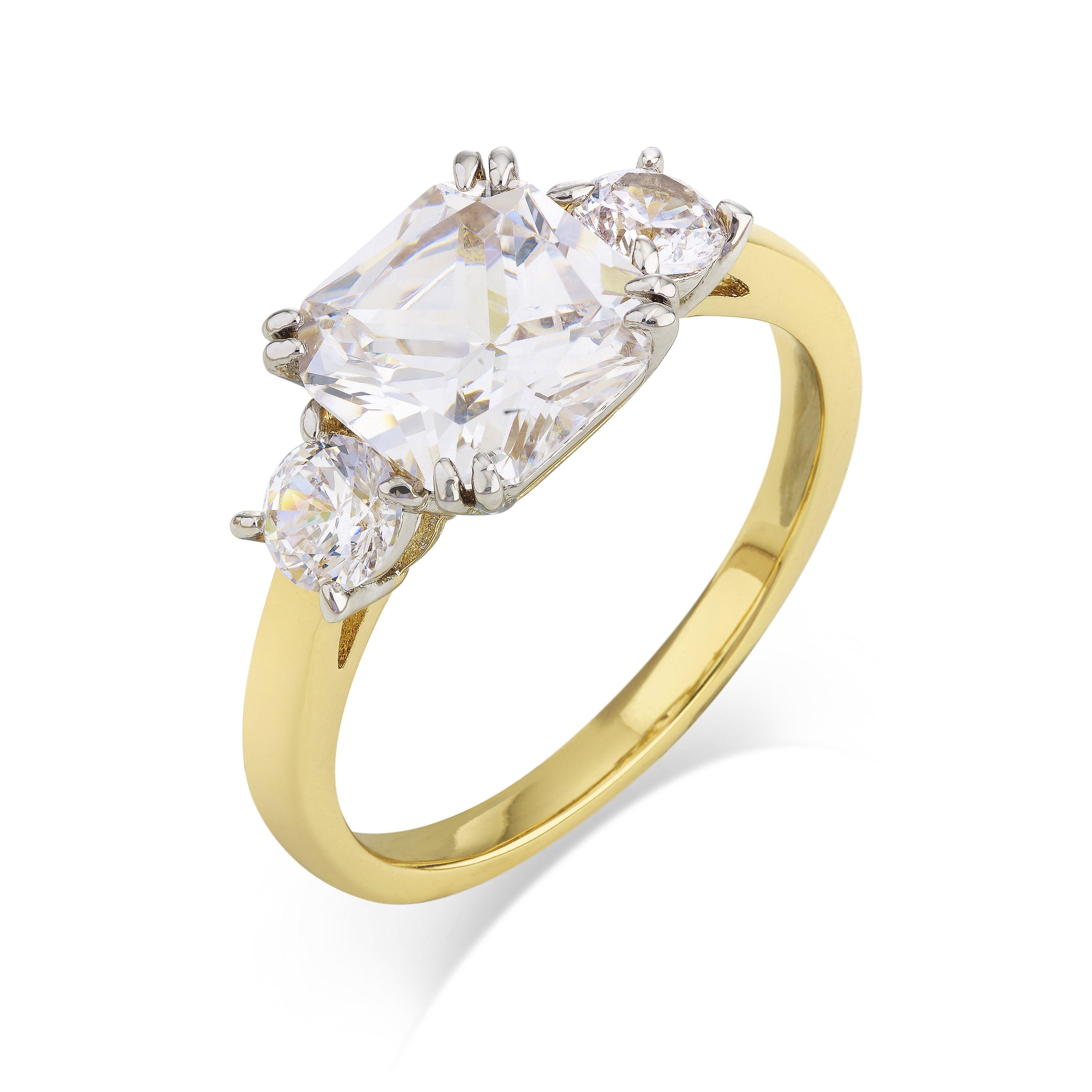 Meghan Sparkle Ring - Large