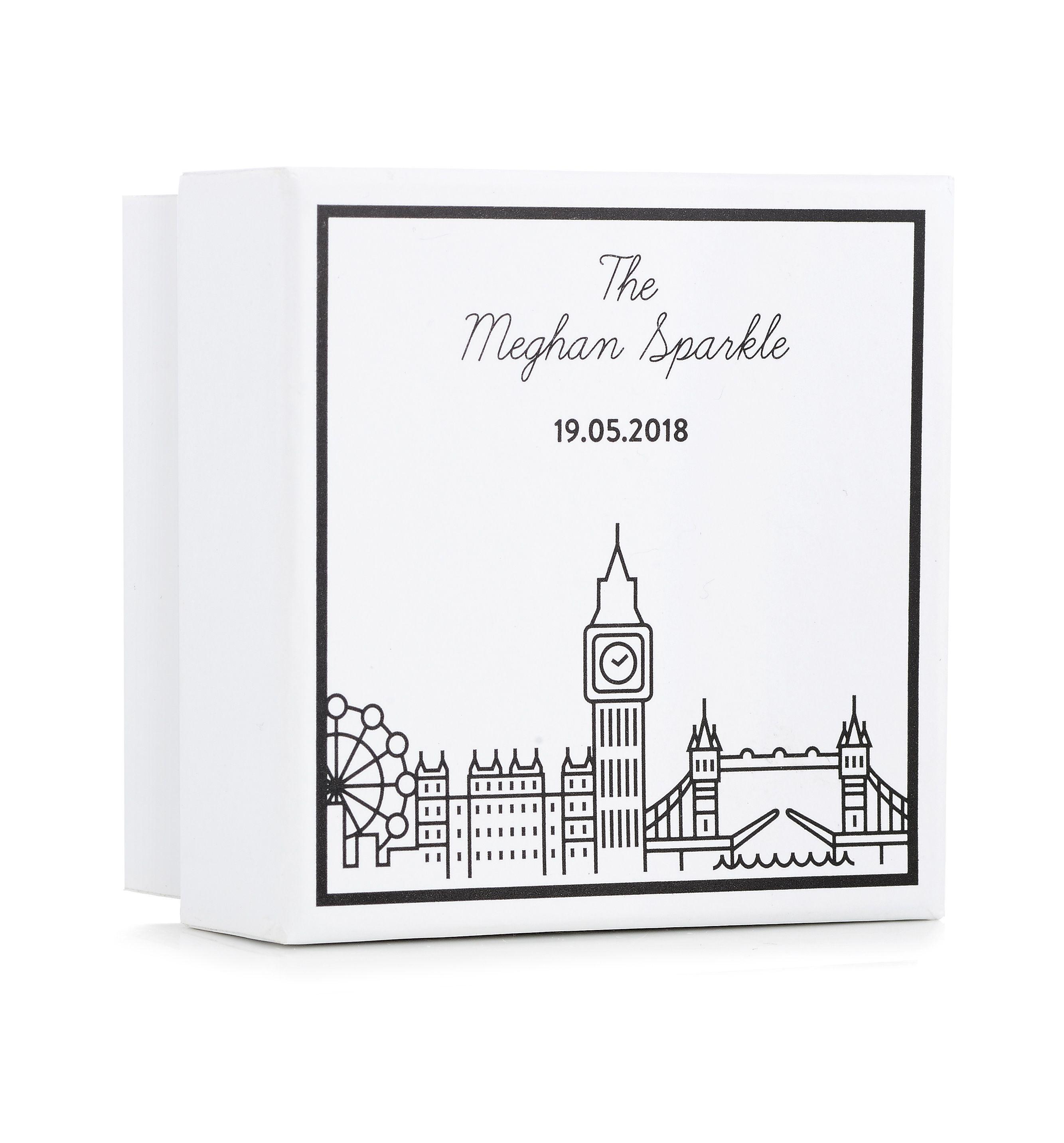 Meghan Sparkle Engagement Ring - Large