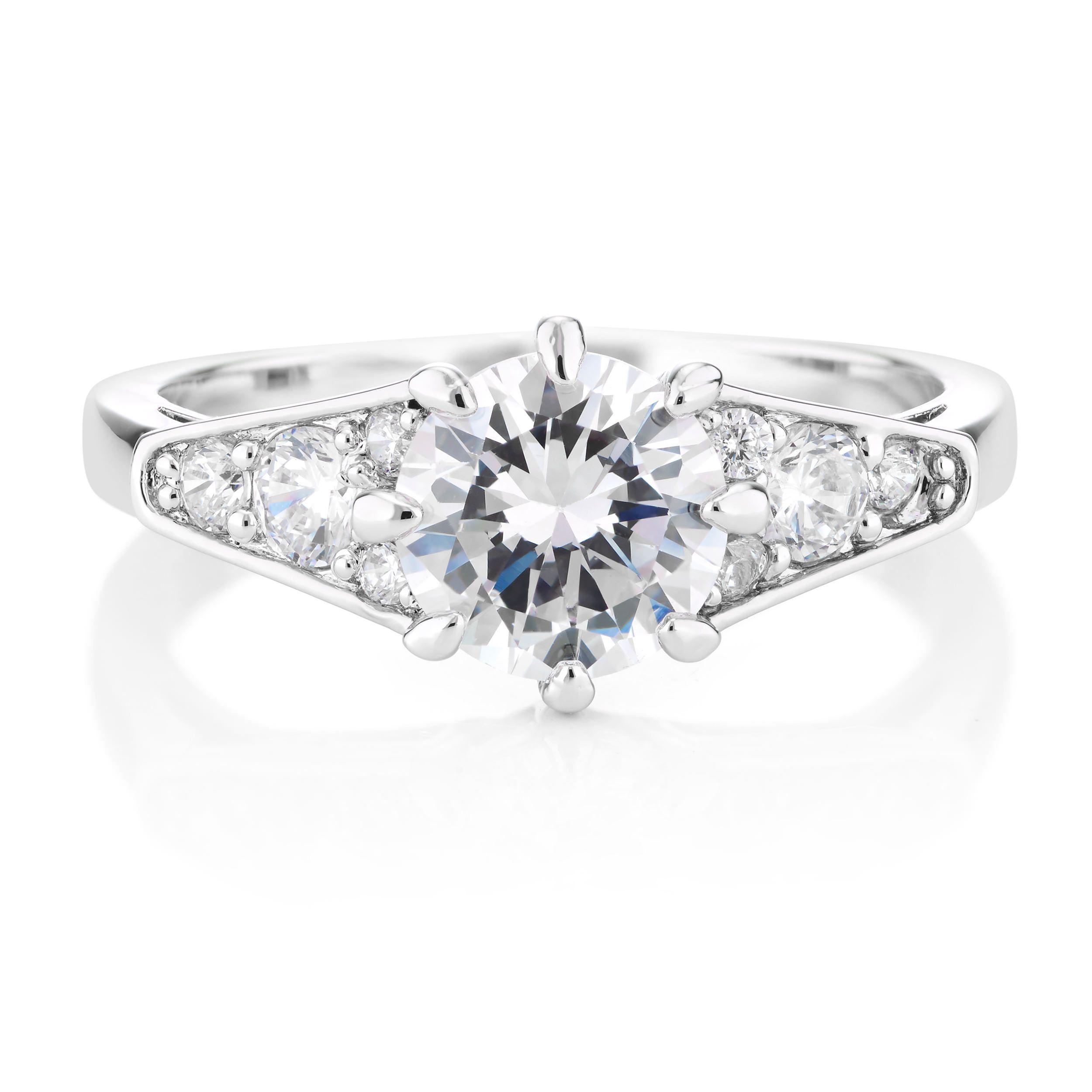Buckley London Queen Elizabeth Replica Ring