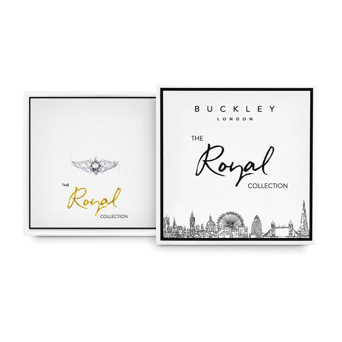 Buckley London Queen Elizabeth Royal Ring