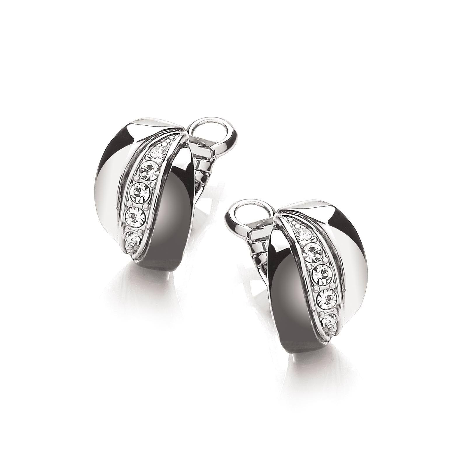 Midnight Russian Earrings