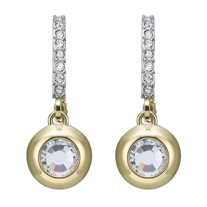 Buckley London Crystal Drop Earrings