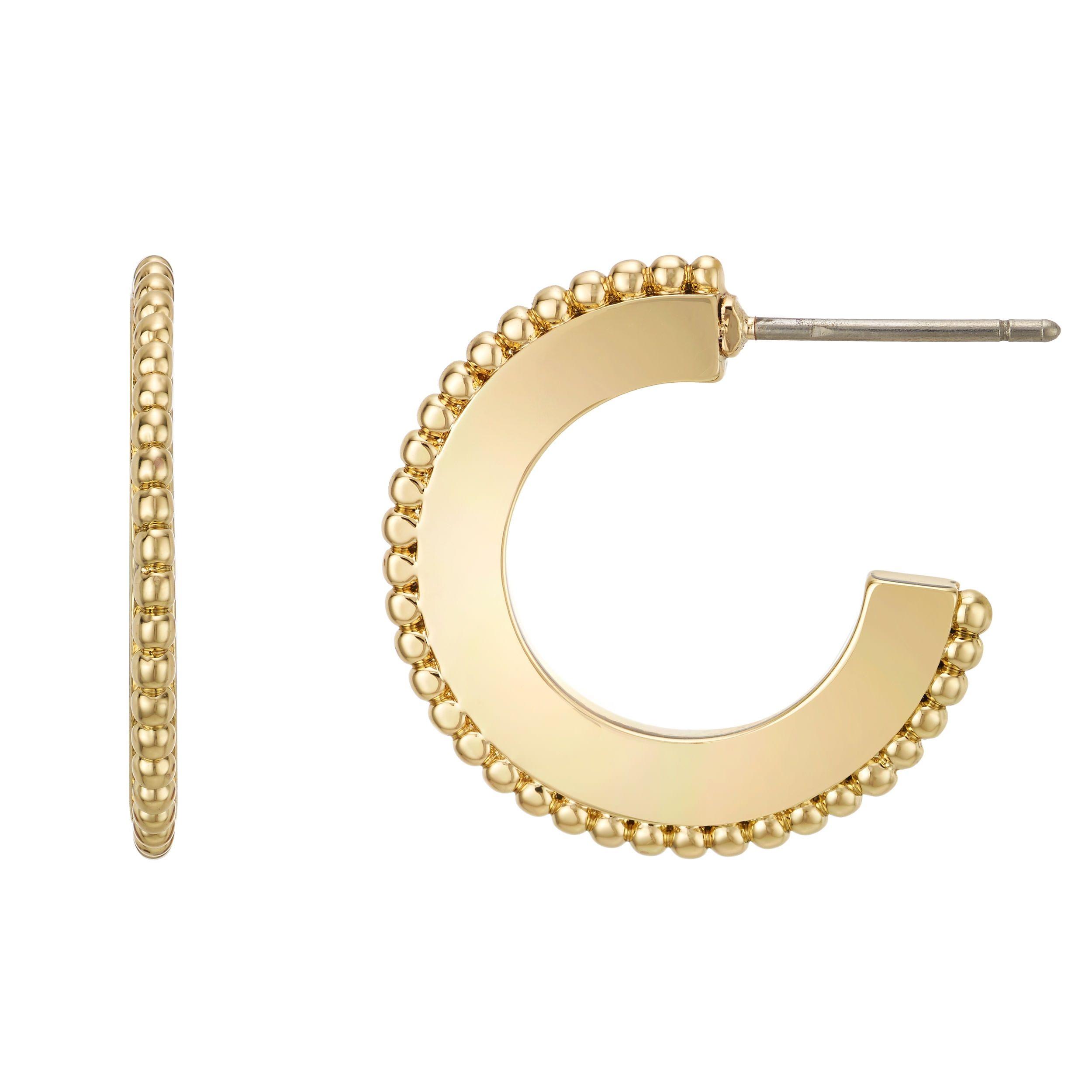 Buckley London La Havas Hoop Earrings