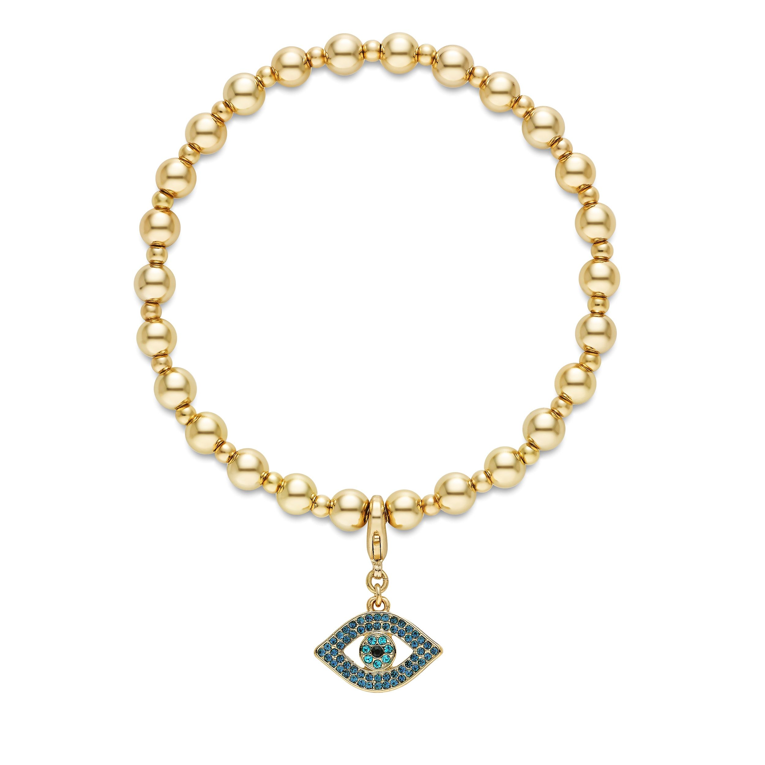 Buckley London Evil Eye Charm Bracelet