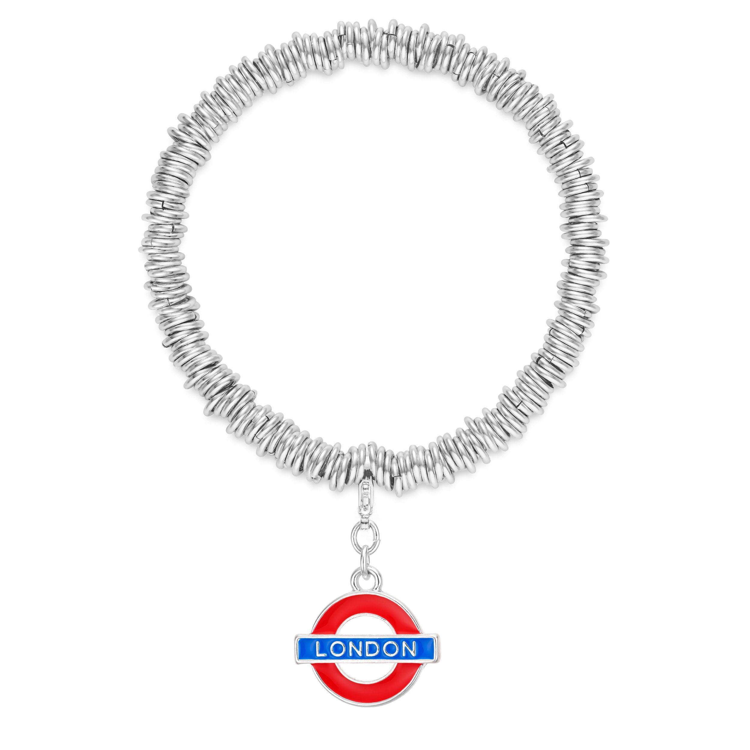 Buckley London Underground Charm Bracelet