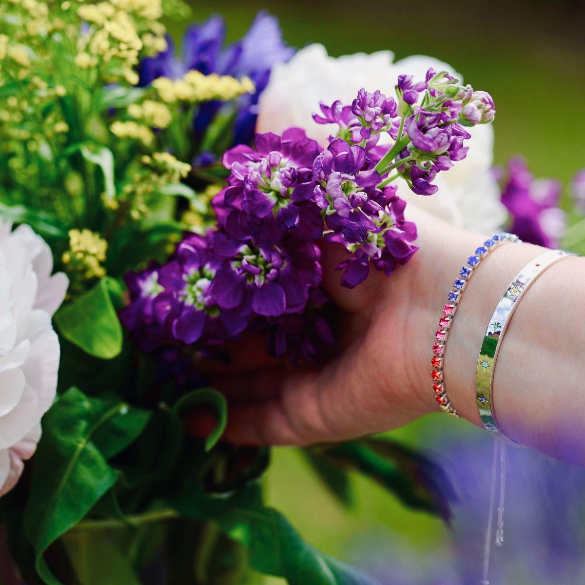 Foy Rainbow Bracelet