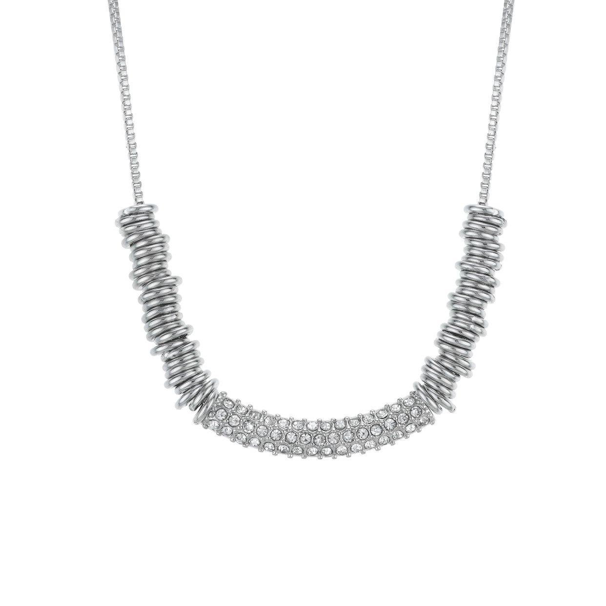Buckley London Bloomsbury Necklace - Silver
