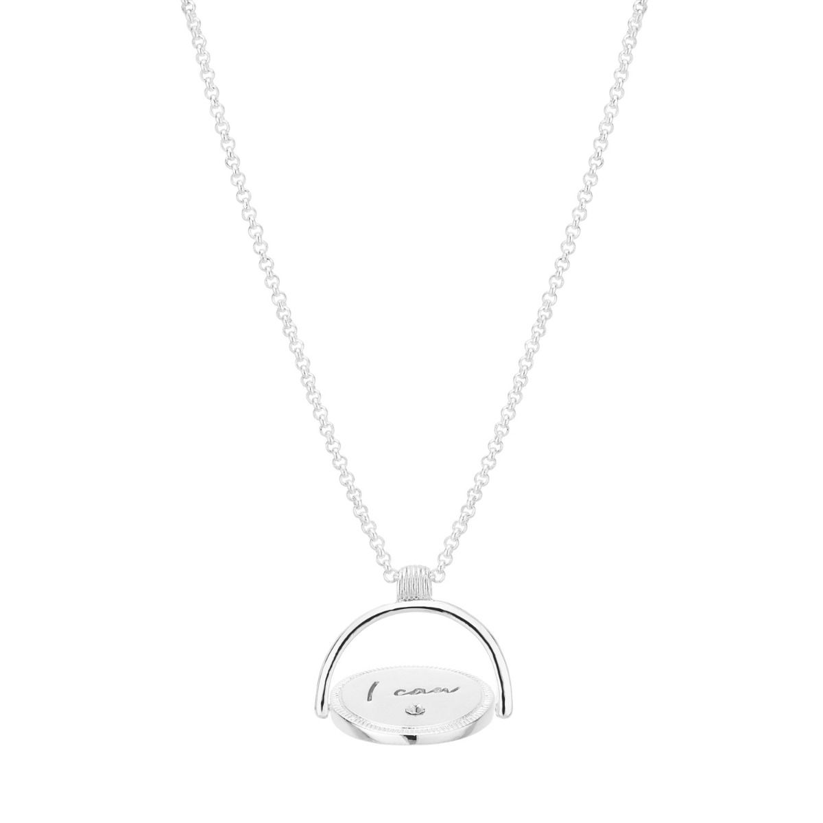 Buckley London I Can Spinner Pendant