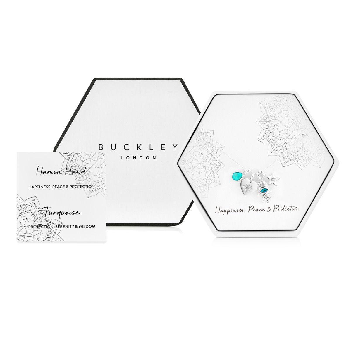Buckley London Turquoise Chakra Pendant