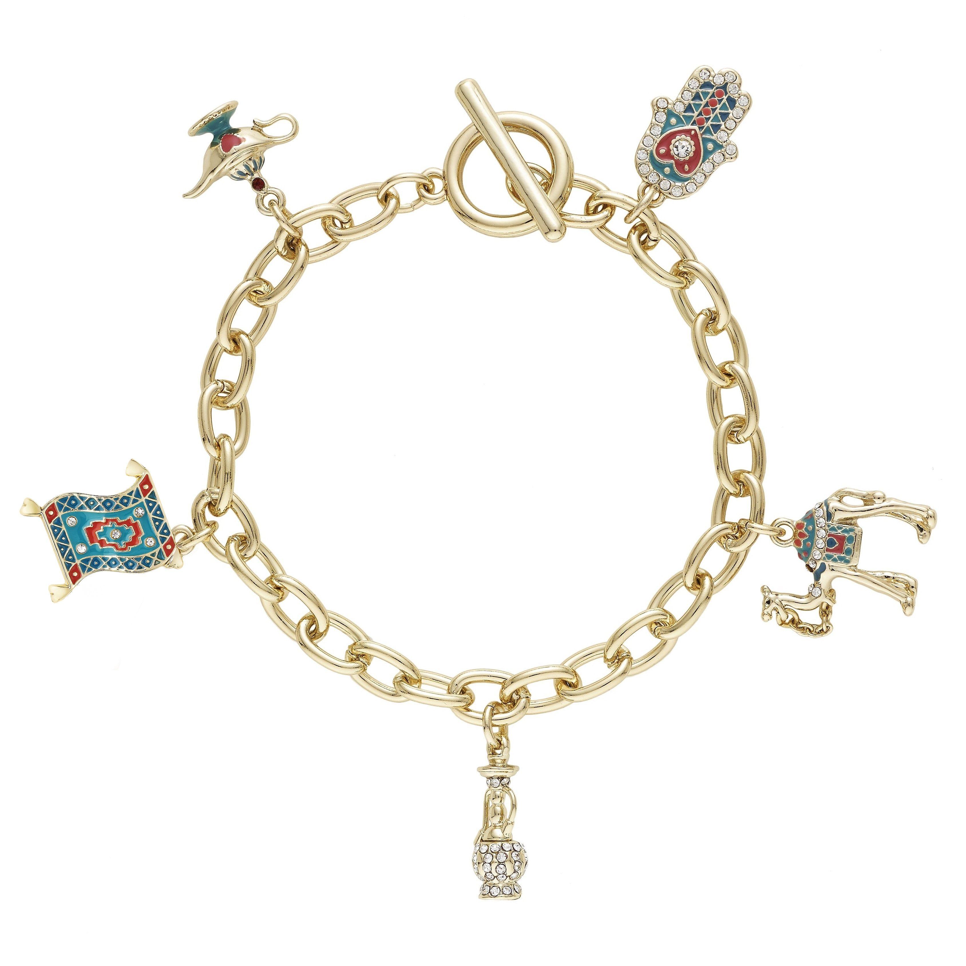 Buckley London Eastern Wishes Charm Bracelet
