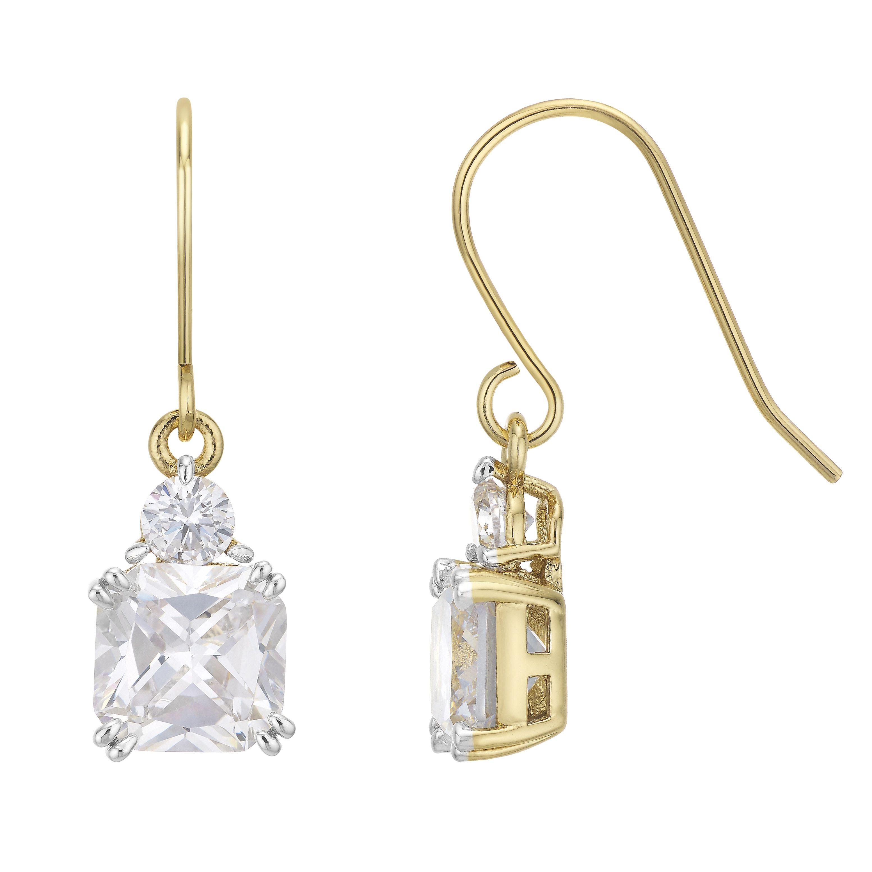 Buckley London Meghan Sparkle Drop Earrings