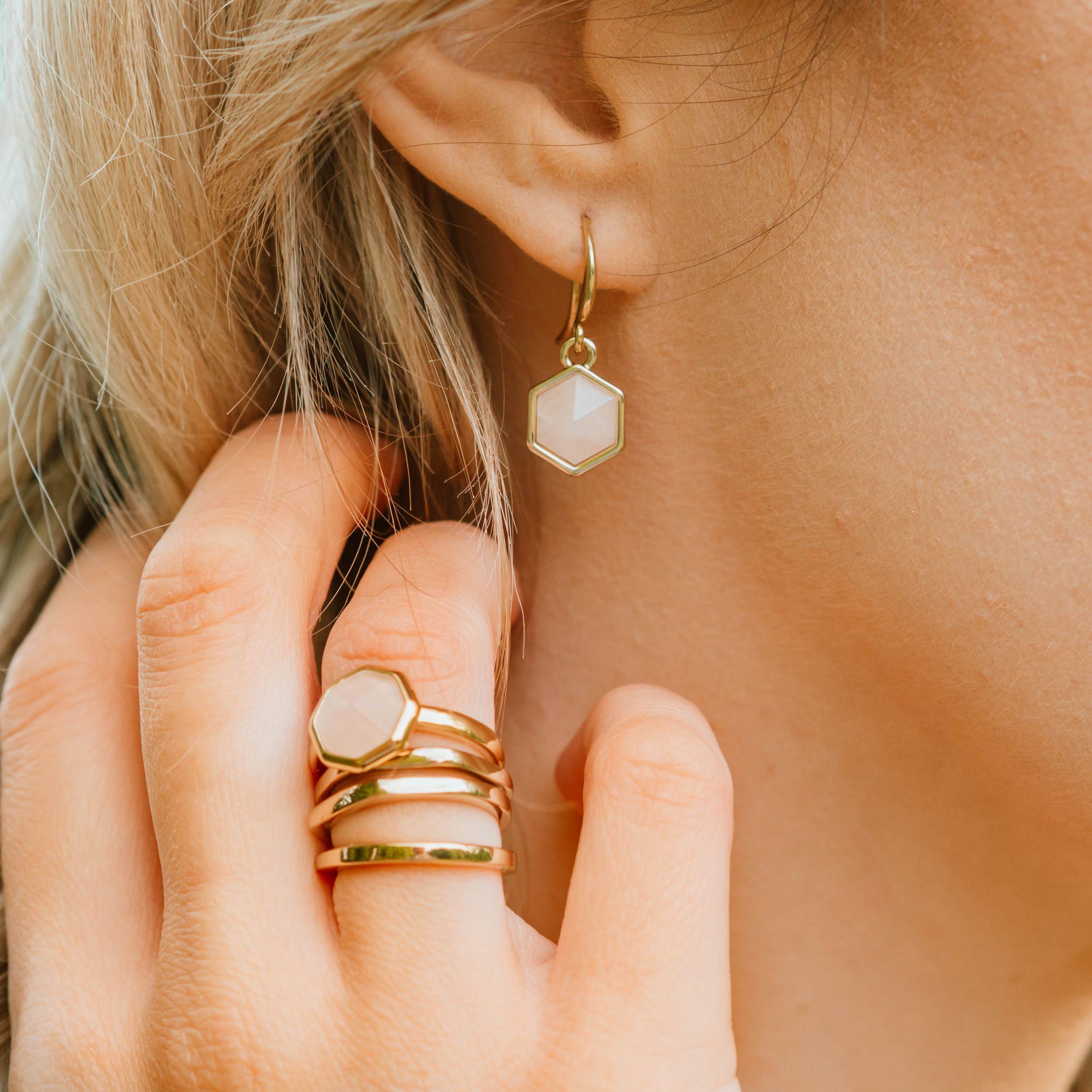 Buckley London Muse Drop Earrings