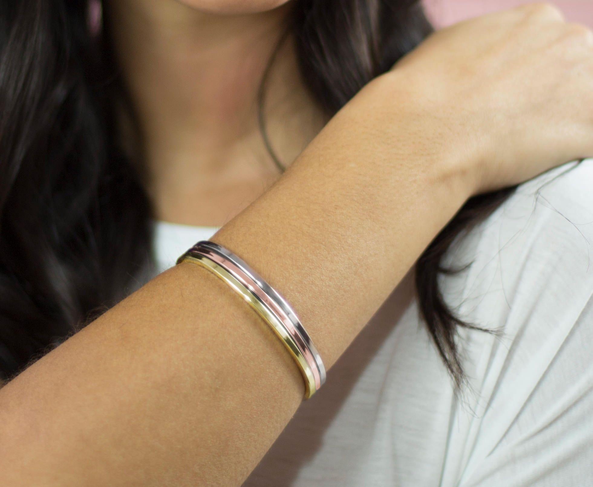 Buckley London Piccadilly Bracelet - Gold