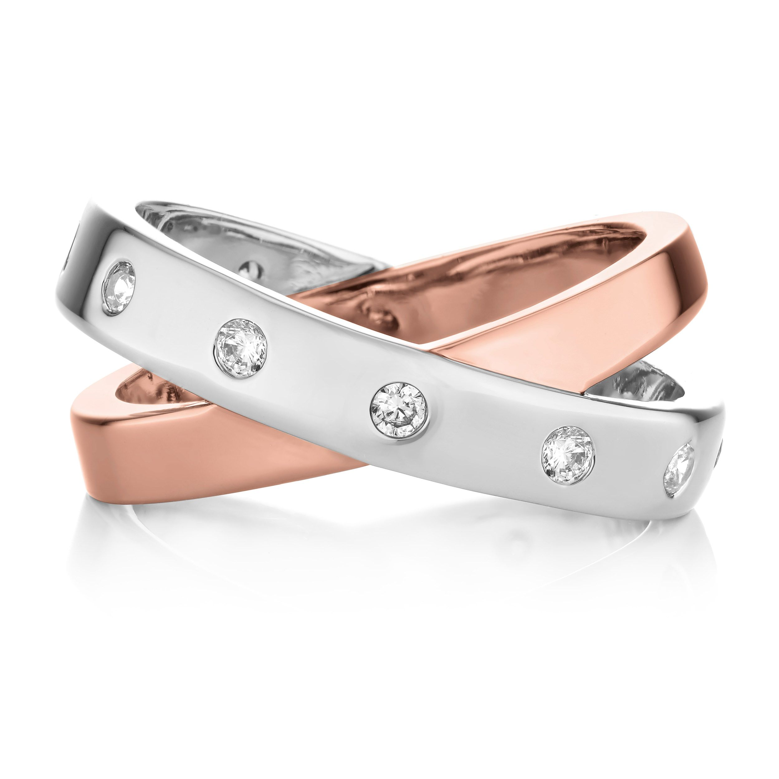 Buckley London Rosa Ring