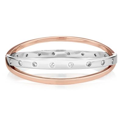 Buckley London Rosa Bangle
