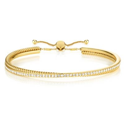 Buckley London Cleo Adjustable Bangle