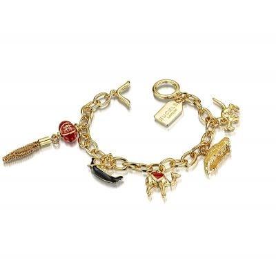 Buckley London Around The World Charm Bracelet