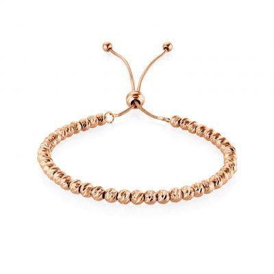 Buckley London Rose Gold Soho Bracelet