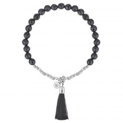 Buckley London Covent Garden Bracelet - Black Onyx