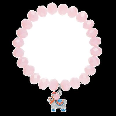 Piñata Charm Pink Bracelet