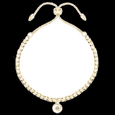 Gold Atwell Bracelet