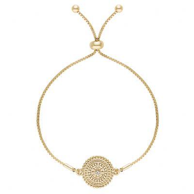 Buckley London La Havas Coin Bracelet
