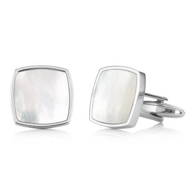 Buckley London For Him Iridescent Cufflinks