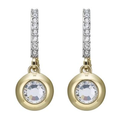 Buckley London Crystal Drop Earrings
