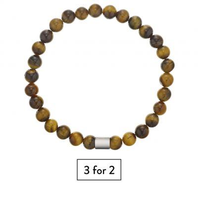 Novello Tiger Eye Bracelet