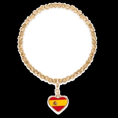 Spanish Heart Bracelet