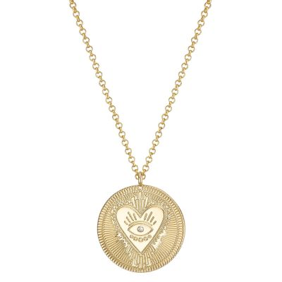 Buckley London Talisman Pendant